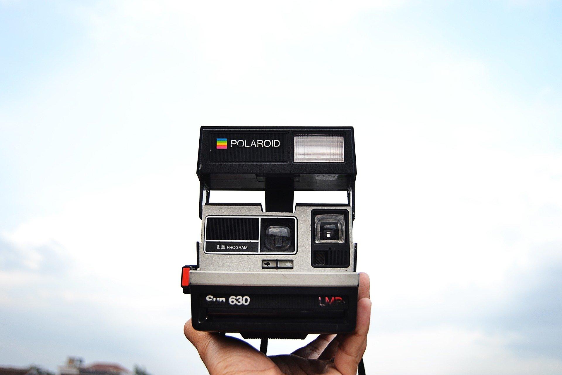 Odbitki Polaroid